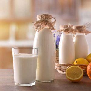 Прясно и кисело мляко