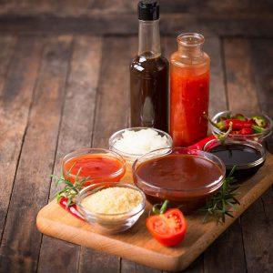 Маслини, сосове, фиксове и полуфабрикати